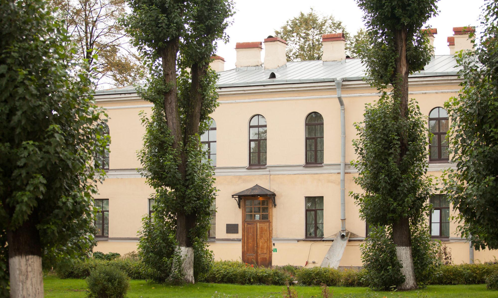 Больница святой блаженной Ксении Петербургской